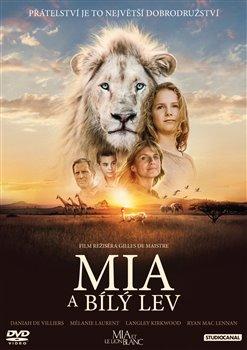 Obálka titulu Mia a bílý lev