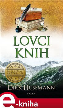 Obálka titulu Lovci knih