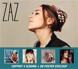 Coffret (5 CD + 1 DVD) - Zaz