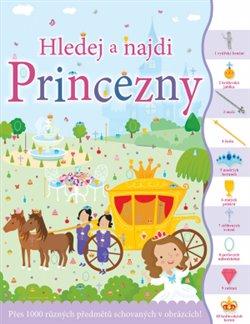 Hledej a najdi - Princezny - Susie Linn