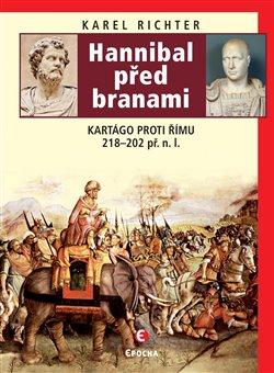 Obálka titulu Hannibal před branami