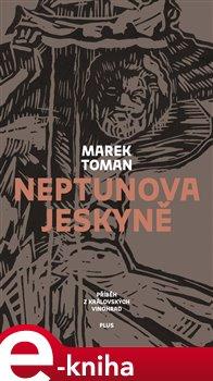Obálka titulu Neptunova jeskyně