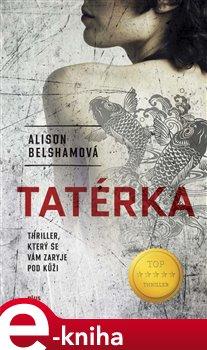 Obálka titulu Tatérka