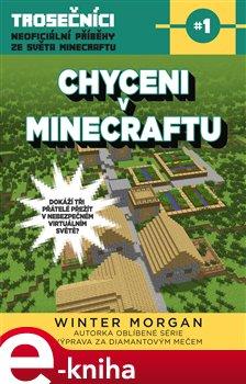 Obálka titulu Chyceni v Minecraftu