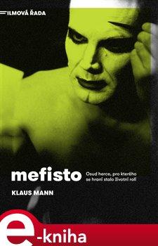 Obálka titulu Mefisto