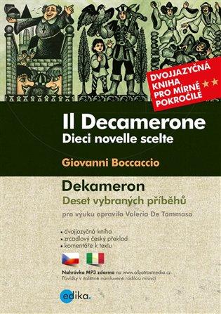 Dekameron B1/B2:Il Decamerone - Giovanni Boccaccio, | Booksquad.ink