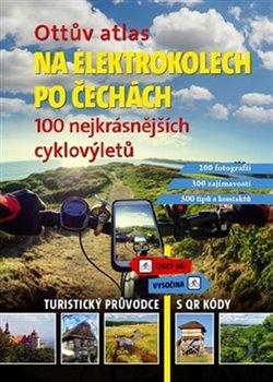 Obálka titulu Ottův atlas Na elektrokolech po Čechách