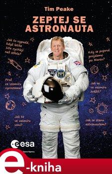 Obálka titulu Zeptej se astronauta