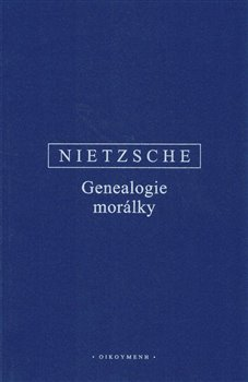 Obálka titulu Genealogie morálky