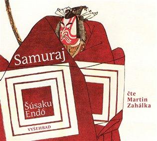 Samuraj - Šúsaku Endó | Booksquad.ink