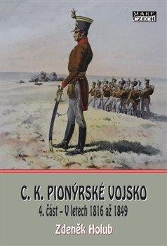 Obálka titulu C.K. Pionýrské vojsko - 4. část