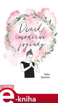 Obálka titulu Deník moderní jogínky