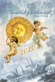 Obálka titulu Kalendář 2020 nástěnný – Klára Trnková, Andělský