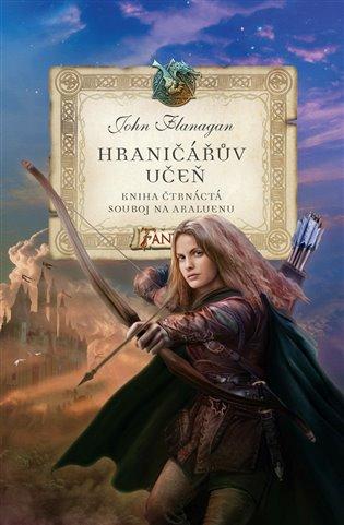 Hraničářův učeň 14 - Souboj na Araluenu - John Flanagan | Booksquad.ink