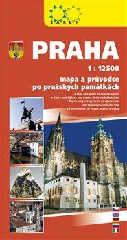 Obálka titulu Praha obrazová s průvodcem