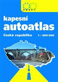 Autoatlas ČR kapesní A6