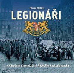 Obálka titulu Legionáři v Národním shromáždění Republiky československé