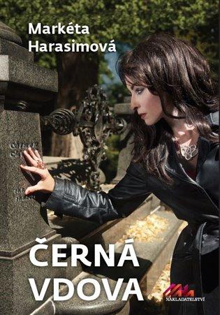 Černá vdova - Markéta Harasimová | Booksquad.ink