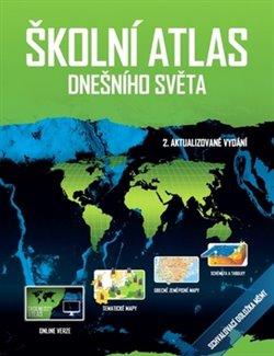 Obálka titulu Školní atlas dnešního světa