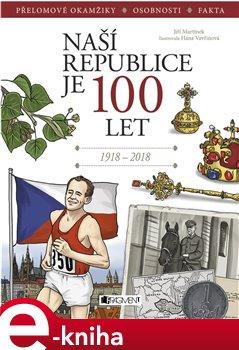 Obálka titulu Naší republice je 100 let