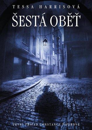 Šestá oběť - Tessa Harrisonová | Booksquad.ink