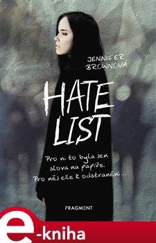 Obálka titulu Hate List