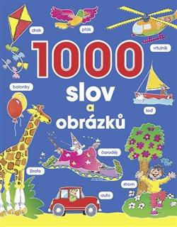 Obálka titulu 1000 slov a obrázků