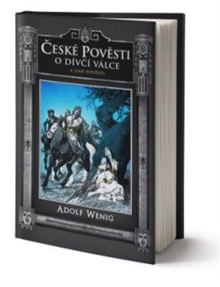 České pověsti O Dívčí válce a jiné pověsti - Adolf Wenig   Booksquad.ink