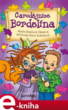Čarodějnice Bordelína