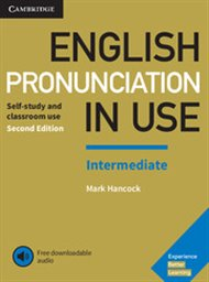 English Pronunciation in Use Intermediate, Book with Answers and Downloadable Audio