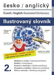Česko-anglický ilustrovaný slovník 2.