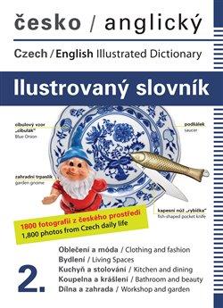 Obálka titulu Česko-anglický ilustrovaný slovník 2.