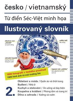 Obálka titulu Česko-vietnamský ilustrovaný slovník 2.