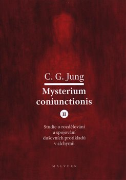 Obálka titulu Mysterium Coniunctionis II.