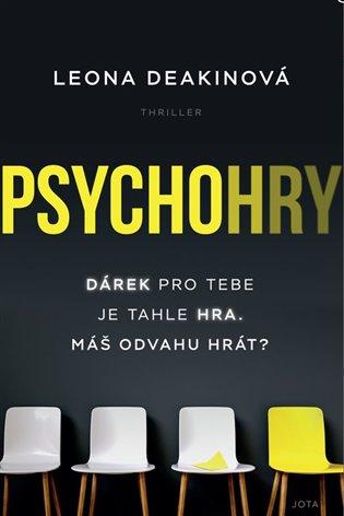 Psychohry - Leona Deakinová | Booksquad.ink