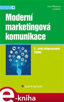 Obálka titulu Moderní marketingová komunikace
