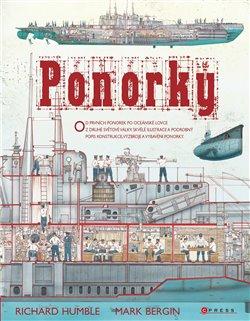Obálka titulu Ponorky