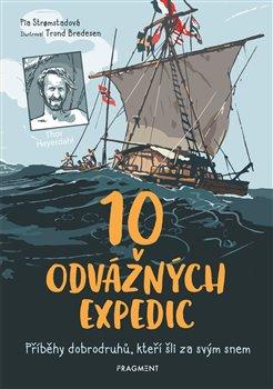 Obálka titulu 10 odvážných expedic