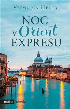 Obálka titulu Noc v Orient expresu