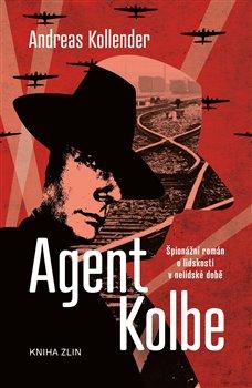 Obálka titulu Agent Kolbe