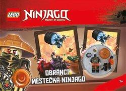 Obálka titulu Lego Ninjago: Obránci městečka Ninjago