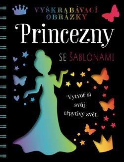 Obálka titulu Princezny