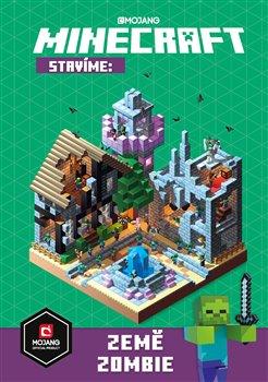 Obálka titulu Minecraft - Stavíme: Země zombie