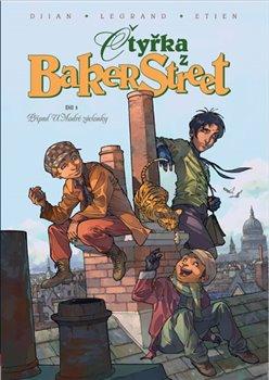 Obálka titulu Čtyřka z Baker Street 1