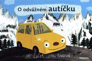 O odvážném autíčku - Jiří Žáček | Replicamaglie.com