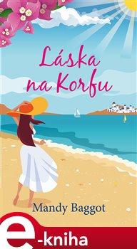 Obálka titulu Láska na Korfu