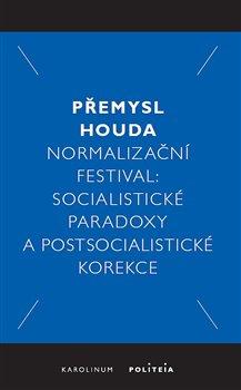 Obálka titulu Normalizační festival