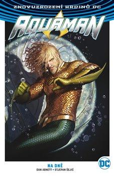 Obálka titulu Aquaman 4