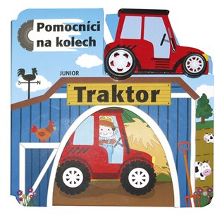 Traktor – Pomocníci na kolech:+ dřevěný, ekologicky nezávadný traktůrek - - | Replicamaglie.com