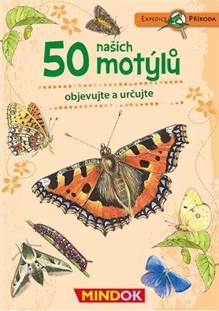 Expedice příroda: 50 našich motýlů - - | Replicamaglie.com